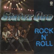 Click here for more info about 'Status Quo - Rock N' Roll - P/S'