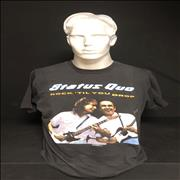 Click here for more info about 'Status Quo - Rock 'Til You Drop T-Shirt'