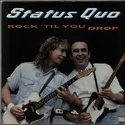 Click here for more info about 'Status Quo - Rock 'Til You Drop'