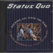 Status Quo Rocking All Over The Years UK CD album