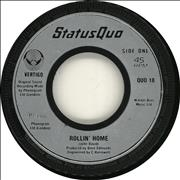Click here for more info about 'Status Quo - Rollin' Home - Jukebox'