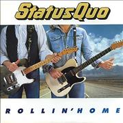Click here for more info about 'Status Quo - Rollin' Home - injection - P/S'
