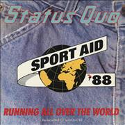 Click here for more info about 'Status Quo - Running All Over The World'