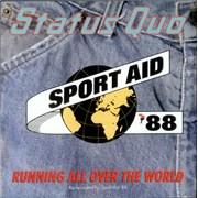 "Status Quo Running All Over The World UK 7"" vinyl"