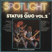 Click here for more info about 'Status Quo - Spotlight On Status Quo Vol. 2'