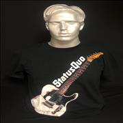 Click here for more info about 'Status Quo - Status Quo - Guitar T-Shirt - M'