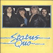 Click here for more info about 'Status Quo - Status Quo - Unofficial Programme'