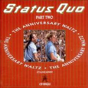 Click here for more info about 'Status Quo - The Anniversary Waltz - Part 2'