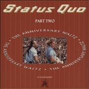 Click here for more info about 'Status Quo - The Anniversary Waltz - Part Two'