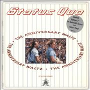 Click here for more info about 'Status Quo - The Anniversary Waltz - Silver Vinyl'