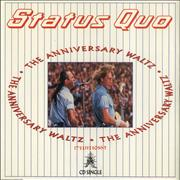 Click here for more info about 'Status Quo - The Anniversary Waltz'