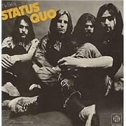 Status Quo The Best Of UK vinyl LP
