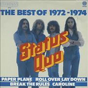 Click here for more info about 'Status Quo - The Best Of 1972-1974'