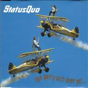 Click here for more info about 'Status Quo - The Party Ain't Over Yet'