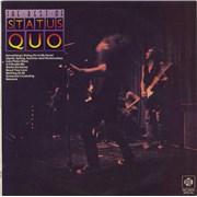 Status Quo The Rest Of Status Quo UK vinyl LP