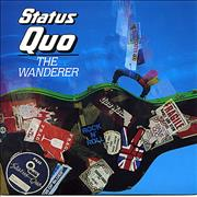 Click here for more info about 'Status Quo - The Wanderer'