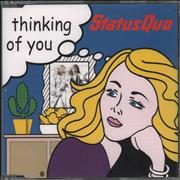 Click here for more info about 'Status Quo - Thinking Of You'