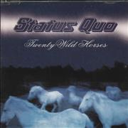 Click here for more info about 'Status Quo - Twenty Wild Horses'