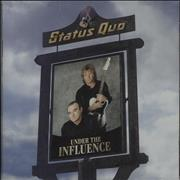 Click here for more info about 'Status Quo - Under The Influence - Two T-Shirts & CD'