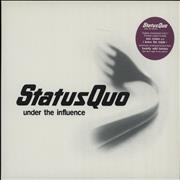 Click here for more info about 'Status Quo - Under The Influence'