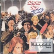Click here for more info about 'Status Quo - Whatever You Want - Sealed Deluxe Edition'