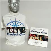 Click here for more info about 'Status Quo - Whatever You Want World Tour + T-Shirt'