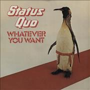 Click here for more info about 'Status Quo - Whatever You Want'
