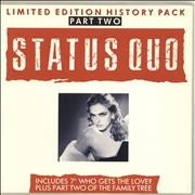 Click here for more info about 'Status Quo - Who Gets The Love Part 2'