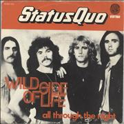 Click here for more info about 'Status Quo - Wild Side Of Life - EX/VG'