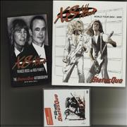 Click here for more info about 'Status Quo - XS All Areas + T-Shirt, DVD & Book'