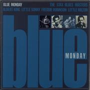 Stax Blue Monday - The Stax Blues Masters Volume One UK vinyl LP