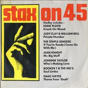 Click here for more info about 'Stax - Stax On 45'