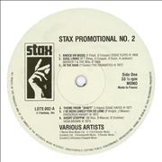 Click here for more info about 'Stax - Stax Promotional No. 2 Sampler'