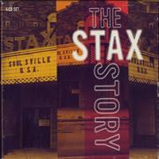Stax The Stax Story Germany 4-CD set