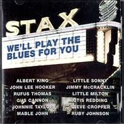 Stax We'll Play The Blues For You Germany CD album