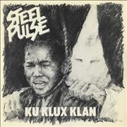 Click here for more info about 'Steel Pulse - Ku Klux Klan - P/S'