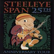 Click here for more info about 'Steeleye Span - 25th Anniversary Tour + Ticket Stub'