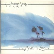 Click here for more info about 'Steeleye Span - Back In Line'