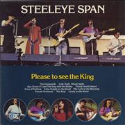 Click here for more info about 'Steeleye Span - Please To See The King - 3rd'