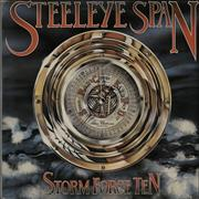 Click here for more info about 'Steeleye Span - Storm Force Ten + Lyric Insert'