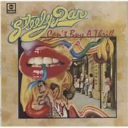 Steely Dan Can't Buy A Thrill - 3rd UK vinyl LP