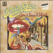 Steely Dan Can't Buy A Thrill - 4th UK vinyl LP