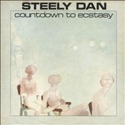 Click here for more info about 'Steely Dan - Countdown To Ecstasy - textured p/s'