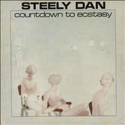 Steely Dan Countdown To Ecstasy UK vinyl LP