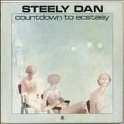 Steely Dan Countdown To Ecstasy France vinyl LP