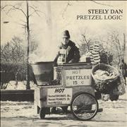 Steely Dan Pretzel Logic - 1st - EX UK vinyl LP
