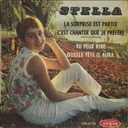 Click here for more info about 'Stella Vander - La Suprise Est Partie'