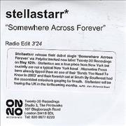Click here for more info about 'Stellastarr - Somewhere Across Forever'