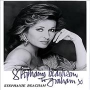 Click here for more info about 'Stephanie Beacham - Autographed Portrait Photograph'