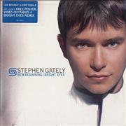 Click here for more info about 'Stephen Gately - New Beginning (Part 2) + Poster'